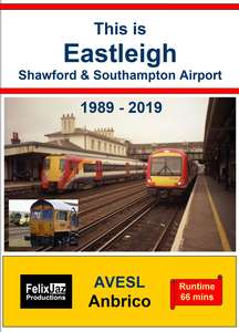 This is Eastleigh, Shawford & Southampton Airport