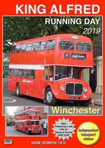 King Alfred Running Day 2019: Winchester