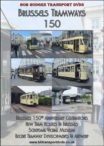 Brussels Tramways 150