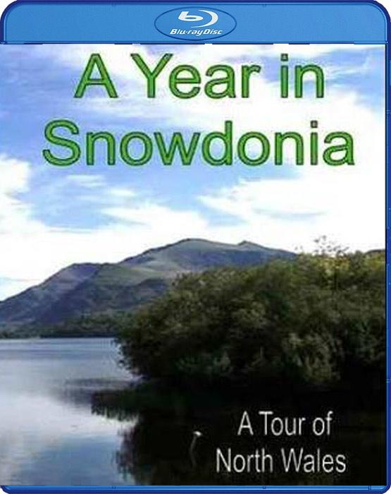 A Year in Snowdonia - A Tour of North Wales. Blu-ray