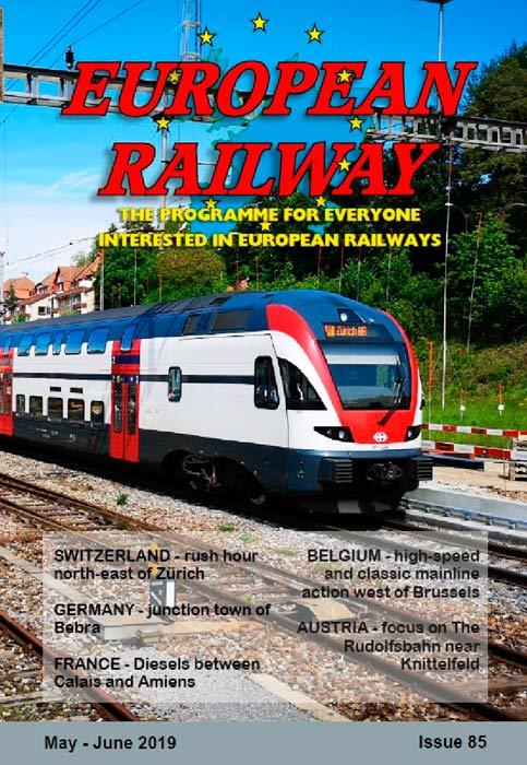 European Railway: Issue 85