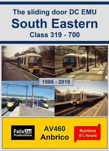The Sliding Door DC EMU South Eastern Class 319 - 700