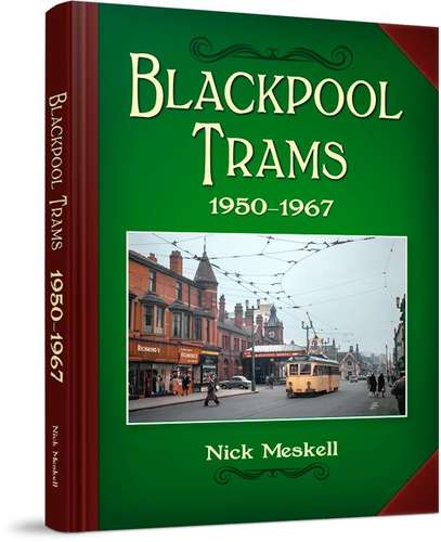 Blackpool Trams 1950-1967 - Book