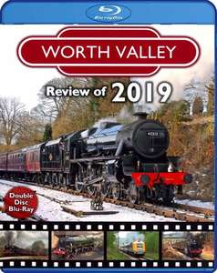 Keighley & Worth Valley Railway - Review of 2019. Blu-ray