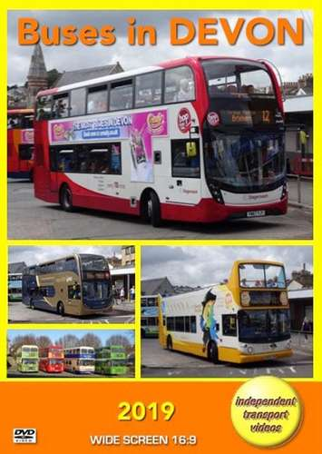 Buses in Devon 2019