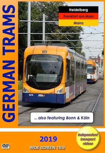 German Trams 12