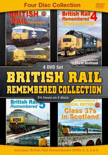 British Rail Remembered Collection
