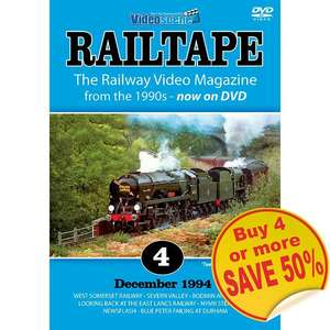 RAILTAPE No. 4 - December 1994
