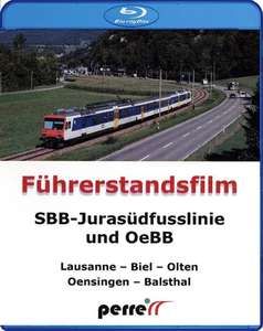 SBB South Jura Line and OeBB. Blu-ray