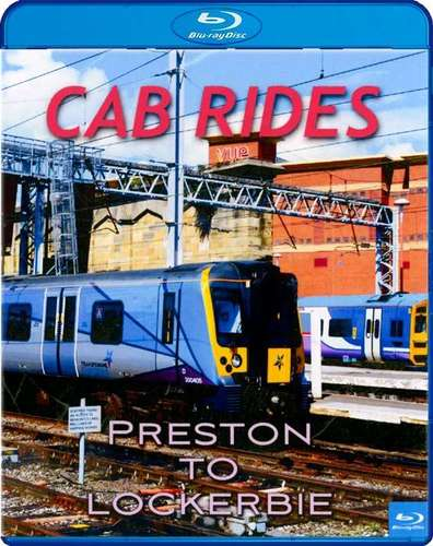 Cab Rides - Preston to Lockerbie. Blu-ray