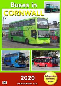 Buses in Cornwall 2020