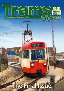 TRAMS DC Magazine 91 - Winter 2020