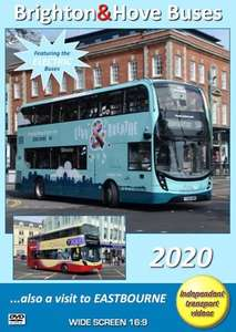 Brighton and Hove Buses 2020