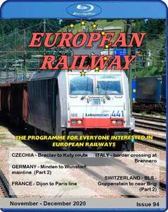 European Railway - Issue 94 - Blu-ray