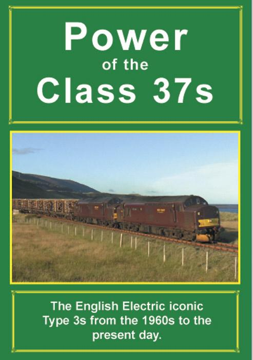 Power of the Class 37s