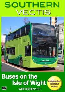 Southern Vectis - Buses on the Isle of Wight