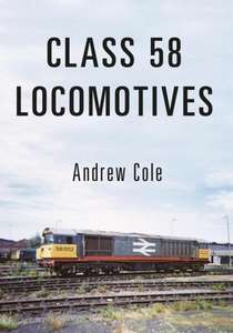 Class 58 Locomotives - Book
