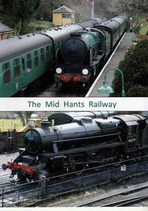 The Mid Hants Railway
