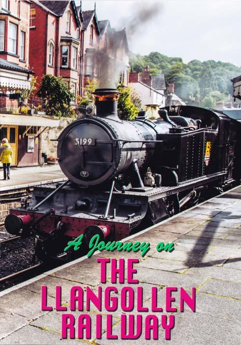 A Journey on the Llangollen Railway