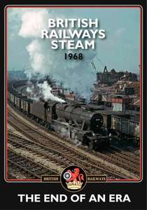 British Railways Steam 1968 - The End Of An Era