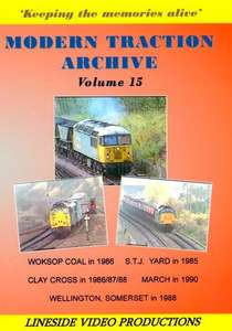 Modern Traction Archive - Volume 15