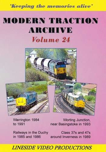 Modern Traction Archive - Volume 24