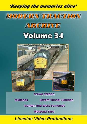 Modern Traction Archive - Volume 34