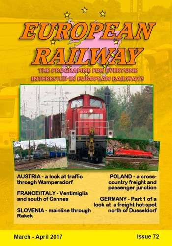 European Railway - Issue 72 - March - April 2017