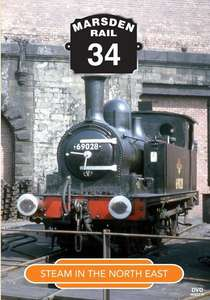 Marsden Rail 34 - Steam in The North East
