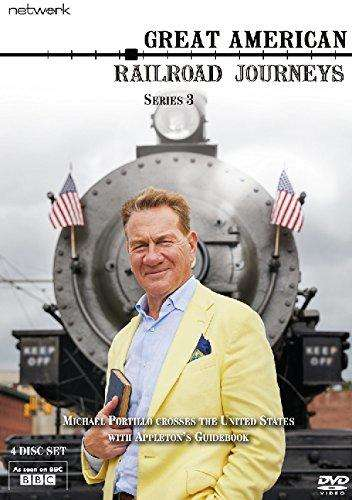 Great American Railroad Journeys - The Complete Series 3