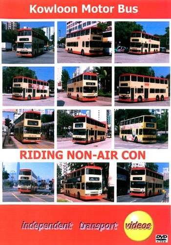 Riding Non-Air Con Kowloon Motor Bus
