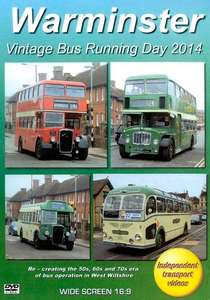Warminster Vintage Bus Running Day 2014