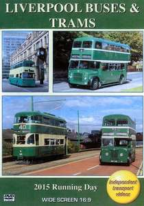 Liverpool Buses and Trams 2015 Running Day