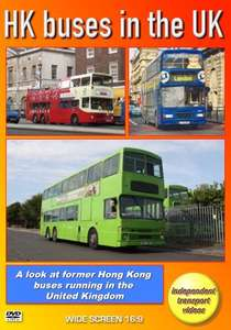 HK Buses in the UK
