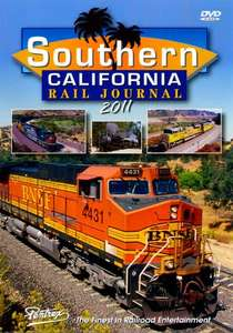 Southern California Rail Journal 2011