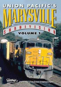 Union Pacific's Marysville Subdivision Volume 1