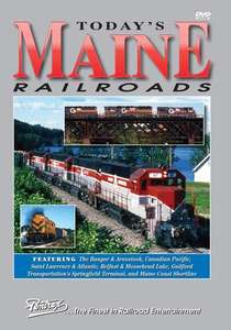Today's Maine Railroads
