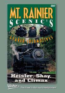 Mount Rainier Scenics Geared Locomotives