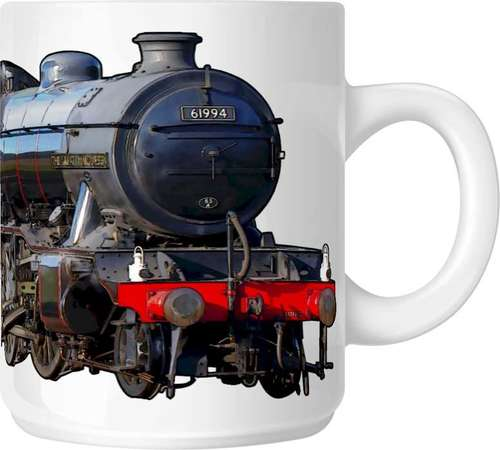 The Steam Mug Collection No 10 - LNER Class K4 61994 The Great Marquess