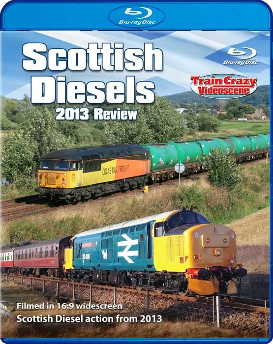 Scottish Diesels 2013 Review - Blu-ray