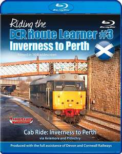 Riding the DCR Route Learner 3 - Inverness to Perth