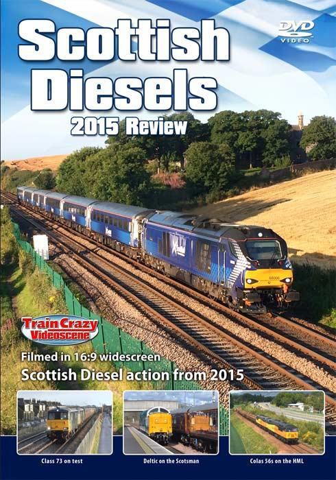 Scottish Diesels 2015 Review