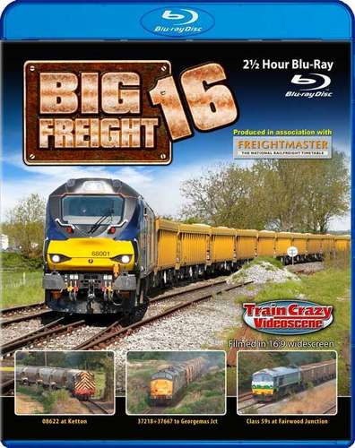 Big Freight 16 - Blu-ray
