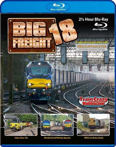 Big Freight 18 - Blu-ray