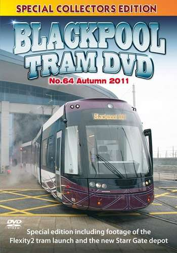 Blackpool Tram DVD 64 - Autumn 2011