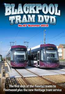 Blackpool Tram DVD 67 - Summer 2012