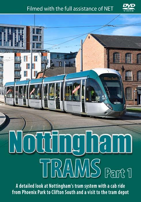 Nottingham Trams - Part 1