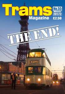 Trams Magazine issue 55