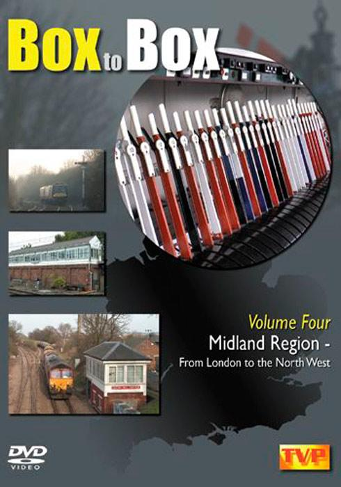 Box to Box Volume 4 - Midland Region - From London to the North West