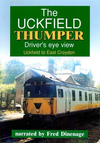 The Uckfield Thumper - Uckfield to East Croydon